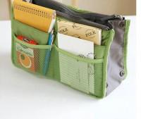 Подарок Органайзер для вещей Bag in Bag maxi, зеленый (108534)