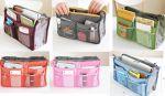 фото Органайзер для вещей Bag in Bag maxi, зеленый (108534) #3