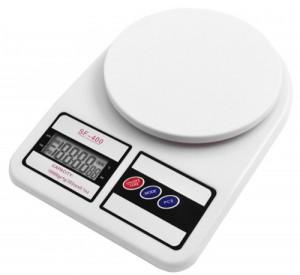 Подарок Весы кухонные электронные Kitchen skale SF-400 (101941)