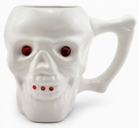 Подарок Чашка 'Череп' (107754)