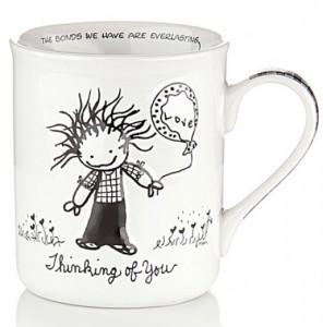 Подарок Чашка 'Думаю о тебе' (109089)