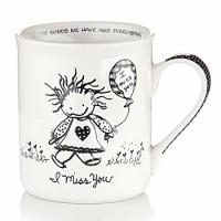 Подарок Чашка 'Скучаю по тебе' (109092)