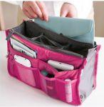Подарок Органайзер для вещей Bag in Bag maxi,малиновый (108657)