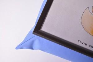 фото Поднос на подушке 'Лиса' (111783) #2