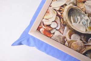 фото Поднос на подушке 'Море' (111780) #3