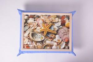 Подарок Поднос на подушке 'Море' (111780)