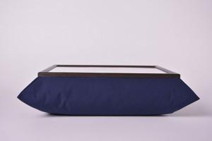 фото Поднос на подушке 'Синий лис' (111779) #3