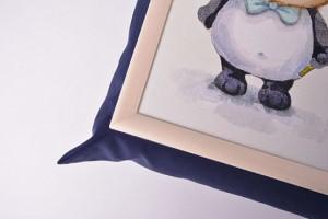 фото Поднос на подушке 'Совята' (111786) #2