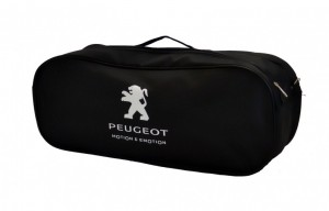 Подарок Сумка-органайзер в багажник 'Peugeot' (103815)