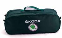 Подарок Сумка-органайзер в багажник 'Skoda' (103819)