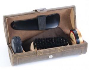 Подарок Набор для ухода за обувью 'Грация ' (110601)