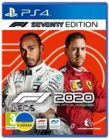 игра F1 2020 Seventy Edition PS4