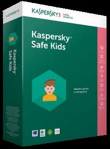 Программа Антивирус Kaspersky Safe Kids, лицензия на 1 пользователя на 1 год (KL1962OCAFS)
