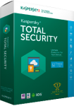 Программа Антивирус Kaspersky Total Security для всех устройств, лицензия на 3 устройства на 2 года (KL1949OCCDS)