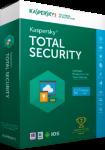 Программа Антивирус Kaspersky Total Security для всех устройств, продление лицензии на 2 устройства на 2 года (KL1949OCBDR)