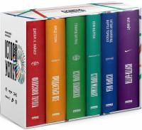 Книга Історії успіху Starbucks, Toyota, Nike, Amazon, IKEA, Walmart (комплект з 6 книг у футлярі)