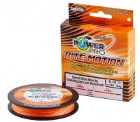 Шнур Power Pro Bite Motion 150m Orange/Black 0.15mm 9kg/20lb (22667869)
