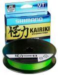 Шнур Shimano Kairiki 8 PE (Mantis Green) 300m 0.315mm 33.5kg (22669720)