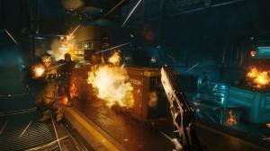 скриншот Cyberpunk 2077 PS4 - русская версия #16