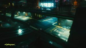 скриншот Cyberpunk 2077 PS4 - русская версия #18