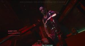 скриншот Cyberpunk 2077 PS4 - русская версия #11