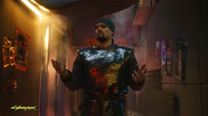 скриншот Cyberpunk 2077 PS4 - русская версия #17