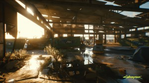 скриншот Cyberpunk 2077 PS4 - русская версия #25