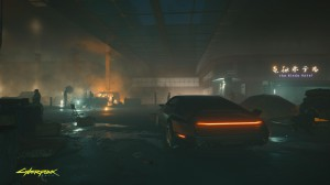 скриншот Cyberpunk 2077 PS4 - русская версия #9