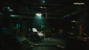 скриншот Cyberpunk 2077 PS4 - русская версия #15
