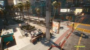 скриншот Cyberpunk 2077 PS4 - русская версия #26