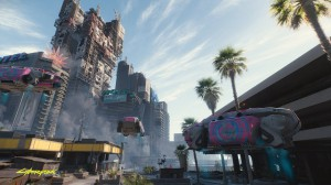 скриншот Cyberpunk 2077 PS4 - русская версия #24