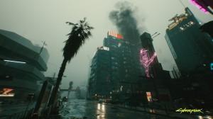 скриншот Cyberpunk 2077 PS4 - русская версия #21