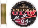 Шнур Sunline PE EGI ULT HS8 180m #0.7/0.138mm 5.3kg (16580779)