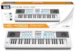 Детский синтезатор Metr+ (HS4968B)