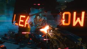 скриншот Cyberpunk 2077 PS4 - русская версия #29