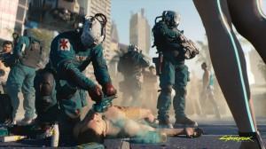 скриншот Cyberpunk 2077 PS4 - русская версия #32