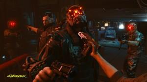 скриншот Cyberpunk 2077 PS4 - русская версия #34