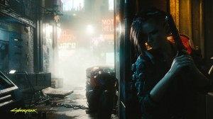 скриншот Cyberpunk 2077 PS4 - русская версия #33