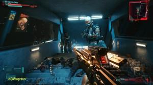 скриншот Cyberpunk 2077 PS4 - русская версия #28
