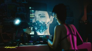 скриншот Cyberpunk 2077 PS4 - русская версия #35