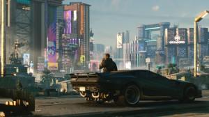 скриншот Cyberpunk 2077 PS4 - русская версия #30