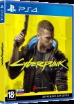 игра Cyberpunk 2077 PS4 - русская версия