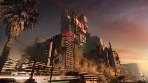 скриншот Cyberpunk 2077 PS4 - русская версия #31
