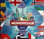 фото Настільна гра Strateg 'Монополія світу' (7007) #2