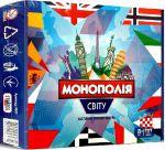 Настільна гра Strateg 'Монополія світу' (7007)