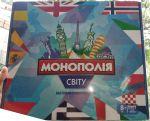 фото Настільна гра Strateg 'Монополія світу' (7007) #3