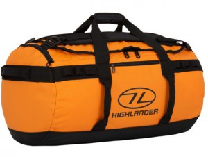 Сумка-рюкзак  Highlander Storm Kitbag 65 Orange (927452)