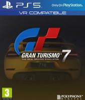 игра Gran Turismo 7 PS5