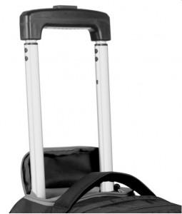 фото Сумка-рюкзак на колесах Granite Gear Haulsted Wheeled 33 Flint (927319) #3