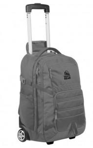 Сумка-рюкзак на колесах Granite Gear Haulsted Wheeled 33 Flint (927319)